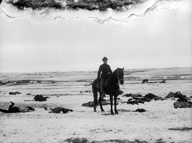 a brief history of the battle of wounded knee in the united states